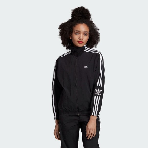New Women's Adidas Lock Up TT Track Jacket  ED7538
